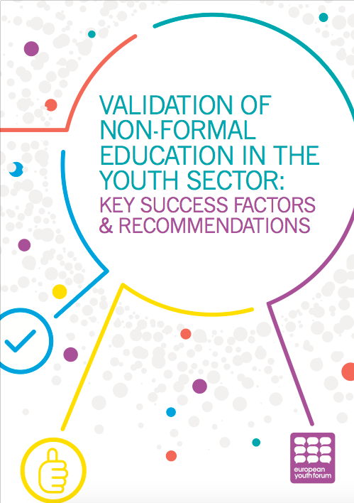 Validation of non formal education in the youth sector